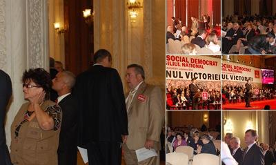 Vizualizare Consiliu PSD Octombrie 2011
