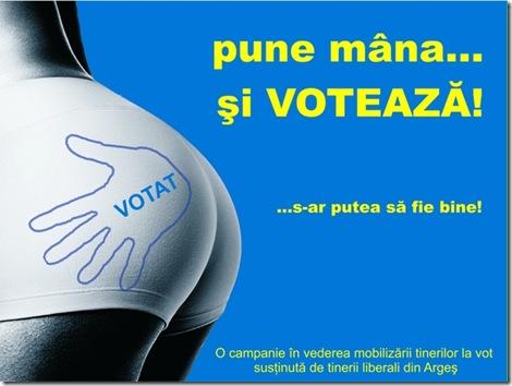 Pune-mana-si-voteaza
