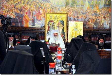 sinodul bor