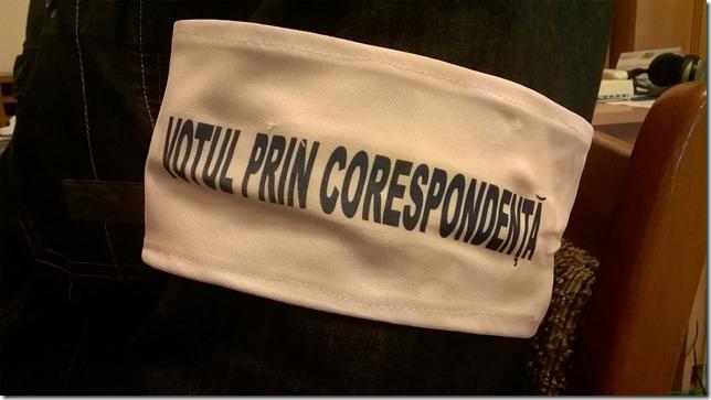 votprincorespondenta