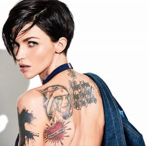Ruby Rose Instagram credit